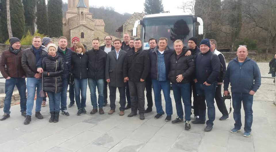 Corporate Tours